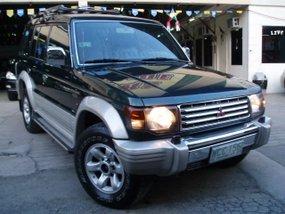 Sell Used 1998 Mitsubishi Pajero at 72000 km in Metro Manila