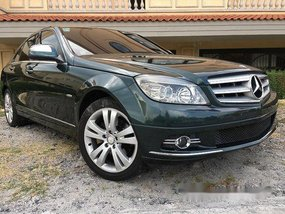 Mercedes-Benz C200 2008 for sale