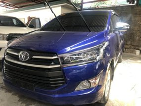 2017 Toyota Innova E for sale