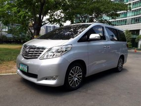 Toyota Alphard 3.5 V6 2011 for sale