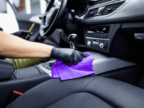 4 simple steps to clean plastic car parts