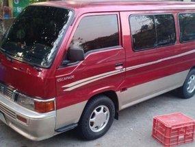 For sale Nissan Urvan 2002