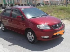 2003 Toyota Vios for sale