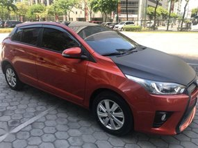 2014 TOYOTA YARIS 1.5G Automatic for sale