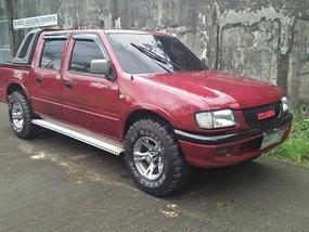 2000 Isuzu Fuego LS for sale