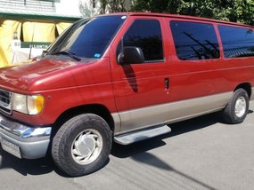 2001 Ford E150 for sale