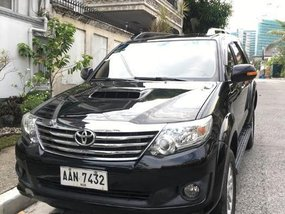 2014 Toyota Fortuner 4x2 G AT for sale