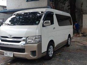 2014 Toyota Hiace Grandia for sale