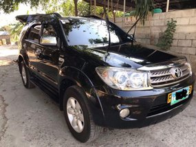 Toyota Fortuner 2011 G for sale