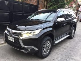 2017 Mitsubishi Montero for sale