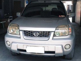 2003 Nissan Xtrail 2.5L 4WD for sale