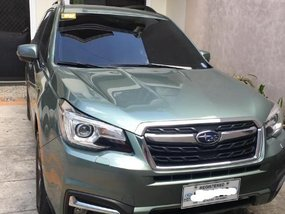 2017 Subaru Forester for sale