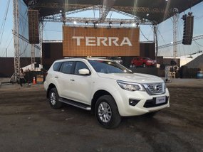 Nissan Terra price in the Philippines - 2019