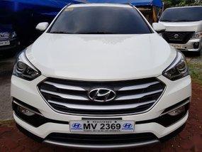 Selling Hyundai Santa Fe 2018 Automatic Diesel in Malabon