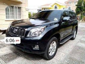 2nd Hand (Used) Toyota Land Cruiser Prado 2012 Automatic Gasoline for sale in Cebu City