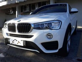 Selling Bmw X4 2017 Automatic Diesel in Quezon City