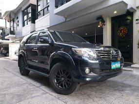 Selling Toyota Fortuner 2013 Automatic Diesel in Marikina