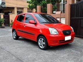 Selling 2nd Hand (Used) Kia Picanto 2006 in Legazpi