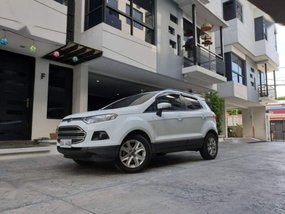 Selling 2nd Hand (Used) Ford Ecosport 2017 in Quezon City