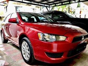 Selling Mitsubishi Lancer 2013 Automatic Gasoline in Las Piñas