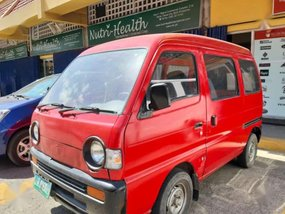 Selling 2nd Hand (Used) Suzuki Multi-Cab 2006 Van in Samal