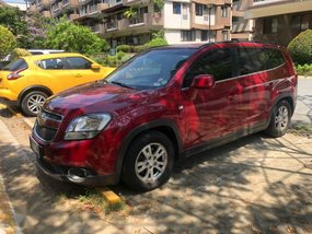 2nd Hand (Used) Chevrolet Orlando 2013 Automatic Gasoline for sale in Taguig