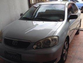 Toyota Corolla Altis 2007 Manual Gasoline for sale in Quezon City