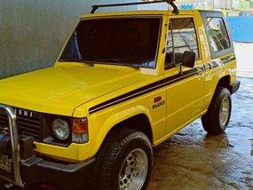 1989 Mitsubishi Pajero for sale in Makati