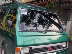 Selling 2nd Hand (Used) 2007 Mitsubishi L300 Van Manual Diesel in Pasig