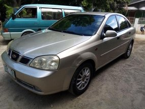Selling 2nd Hand (Used) Chevrolet Optra 2003 in Bauan