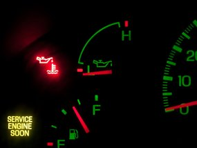 5 steps to respond to your car's oil light