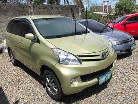 2013 Toyota Avanza 1.3E Manual for sale