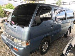 2009 Nissan Urvan Escapade Manual Diesel for sale