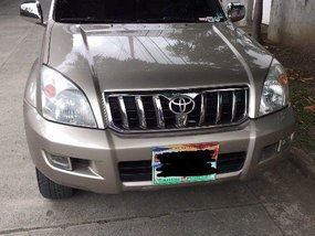 2nd Hand (Used) Toyota Land Cruiser Prado 2004 at 110000 for sale in Parañaque