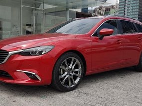 Sell 2nd Hand (Used) 2016 Mazda 6 Wagon (Estate) at 14000 in Pasig