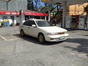 2nd Hand (Used) Nissan Sentra 2000 Manual Gasoline for sale in Pasig