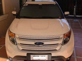 Selling 2nd Hand (Used) Ford Explorer 2013 in Las Piñas