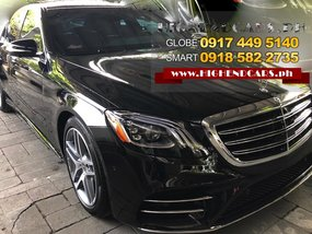 Brand New 2019 Mercedes-Benz S-Class for sale in Manila