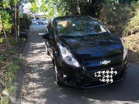 2nd Hand (Used) Chevrolet Spark 2014 for sale in Las Piñas