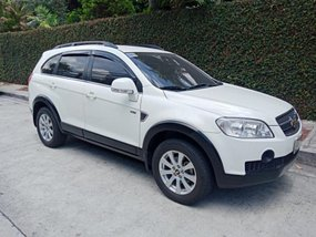 2nd Hand (Used) Chevrolet Captiva 2012 for sale in Quezon City