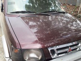 2nd Hand (Used) Mitsubishi Adventure 2001 for sale in San Mateo