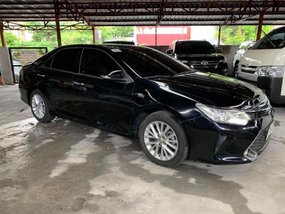 2nd Hand (Used) Toyota Camry 2015 for sale in Quezon City