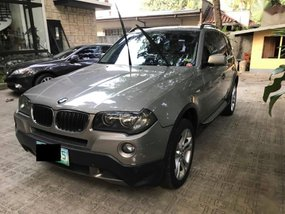 Sell 2nd Hand 2010 Bmw X3 Automatic Diesel at 50000 in Manila