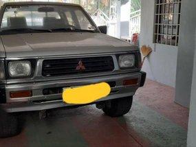 Selling 2nd Hand (Used) Mitsubishi L200 1995 in Las Piñas
