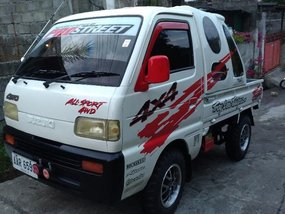 Sell 2nd Hand 2014 Suzuki Multi-Cab Manual Gasoline in Davao City