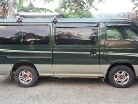 Nissan Urvan 2002 Manual Diesel for sale in Cainta