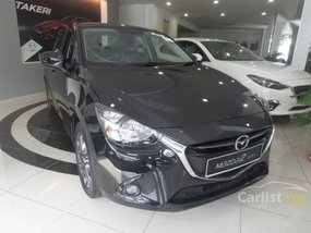 2nd Hand Mazda 2 2017 Sedan at Automatic Gasoline for sale in General Trias