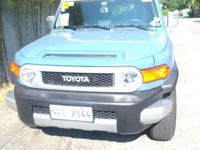 Selling Toyota Fj Cruiser 2017 Automatic Gasoline in Muntinlupa