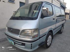 Selling 2nd Hand Toyota Hiace 1999 Van in Parañaque