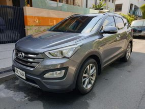 Hyundai Santa Fe 2015 Automatic Diesel for sale in Pasay